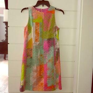 Maggy London Multi- Color Dress